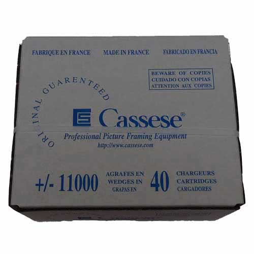 Boîte 40 chargeurs Cassese® BD 5mm