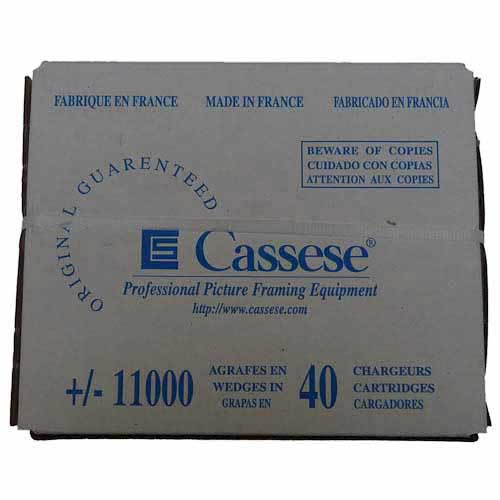 Boîte 40 chargeurs Cassese® BN 5mm