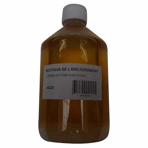 Fond dur cellulosique 500 ml